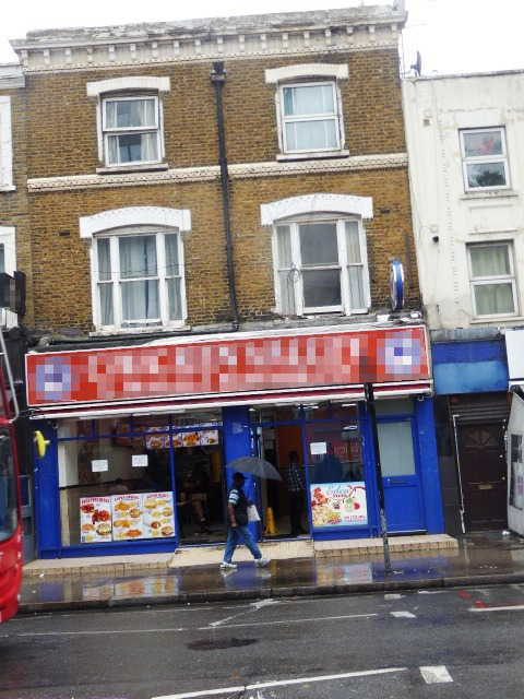 Chicken & Pizza Shop in West London For Sale