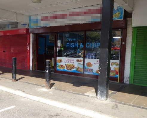 Fish & Chip Restaurant in Hertfordshire For Sale