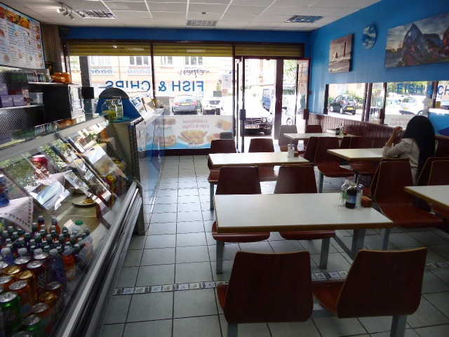 Fish & Chip Restaurant in Waltham Cross For Sale