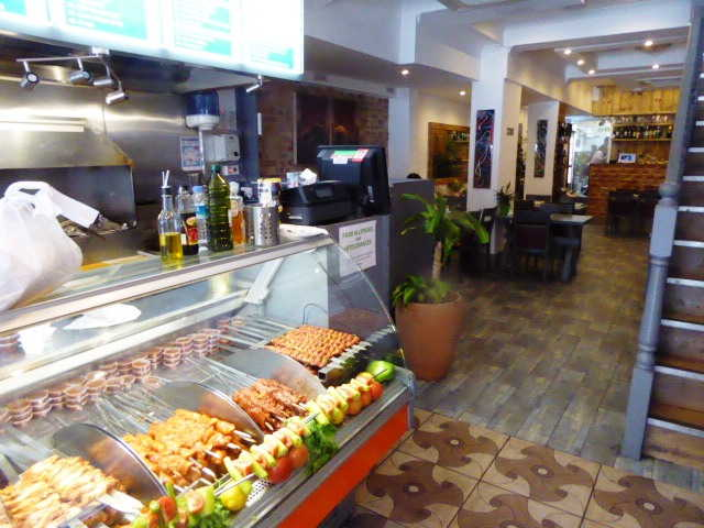 Turkish Restaurant in Enfield For Sale