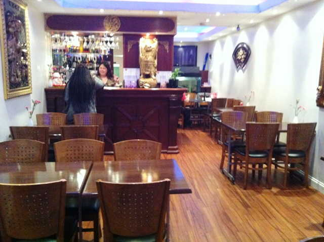 Chinese Restaurant in East London For Sale