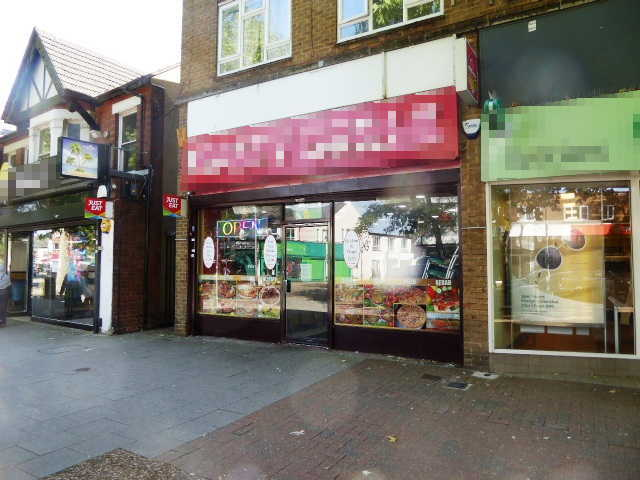 Fast Food Restaurant in Buckinghamshire For Sale