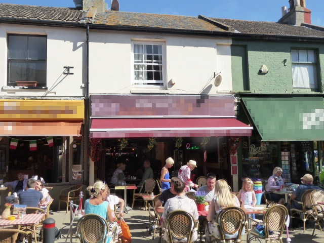 Café Restaurant in East Sussex For Sale
