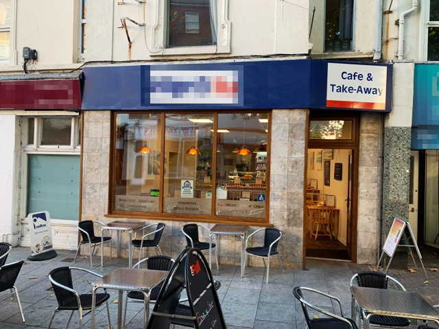 Café in Kent For Sale