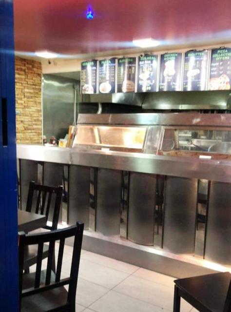 Fish & Chip Shop, Chicken and Pizza Takeaway in Birmingham For Sale