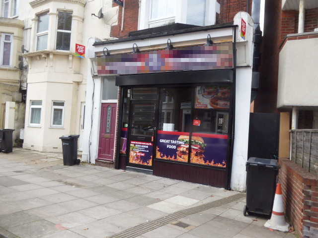Kebab Shop in Hampshire For Sale