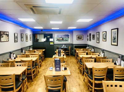 Licensed Fish & Chip Restaurant in Northamptonshire For Sale