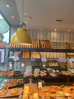 Bakery & Coffee Shop in North London For Sale