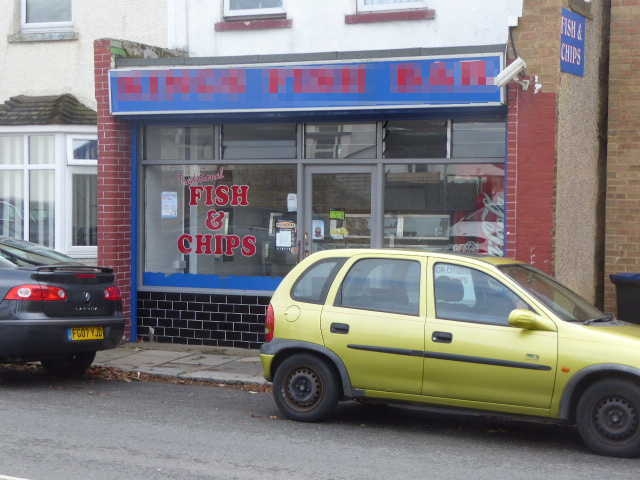 Fish & Chip Shop in Kent For Sale