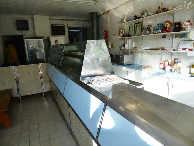Fish & Chip Shop in Portsmouth For Sale