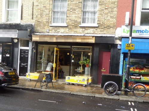 Cafe & Sandwich Bar in North London For Sale