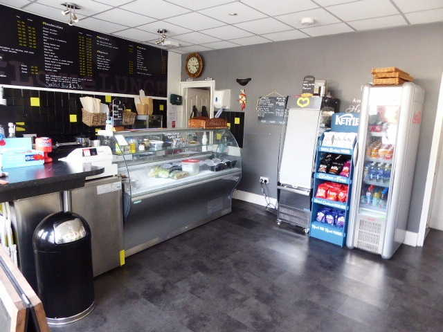 Café / Sandwich Bar in Egham For Sale