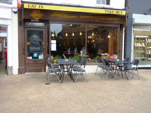 Fast Food Restaurant in Hertfordshire For Sale