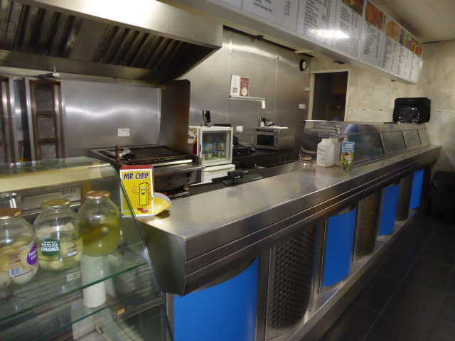 Fish & Chip Shop,  Kebab and Burger Bar in Watford For Sale