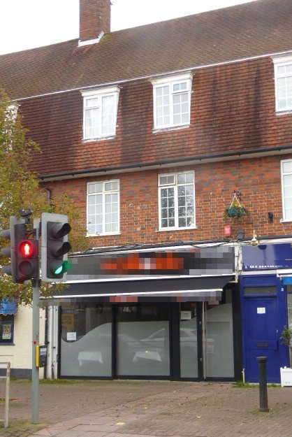 Thai Restaurant in Berkshire for sale