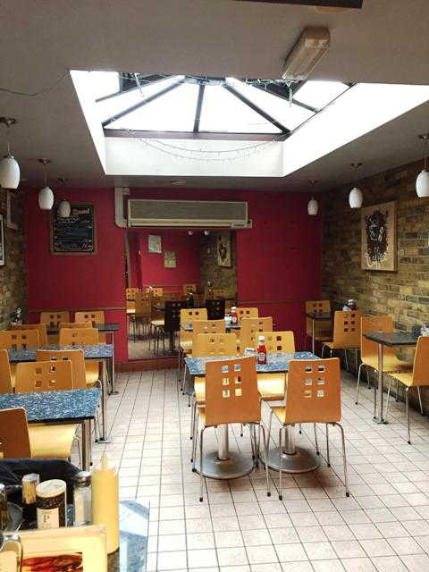 Sell a Cafe Restaurant in West London For Sale