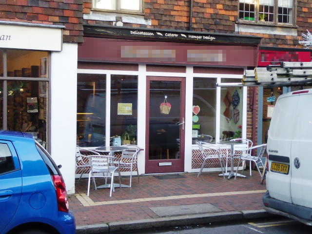 Cafe Bistro in Surrey For Sale