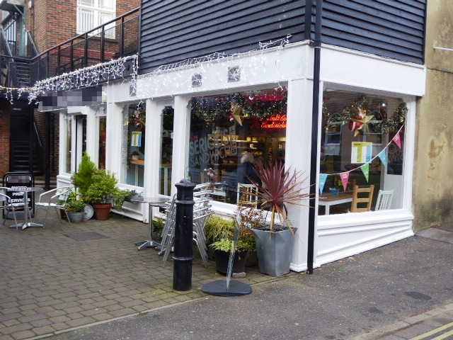 Sandwich Bar & Coffee Shop in West Sussex For Sale