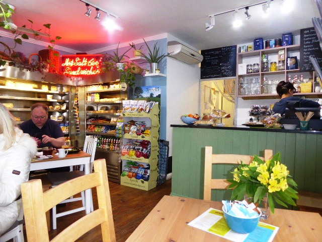 Buy a Sandwich Bar & Coffee Shop in West Sussex For Sale
