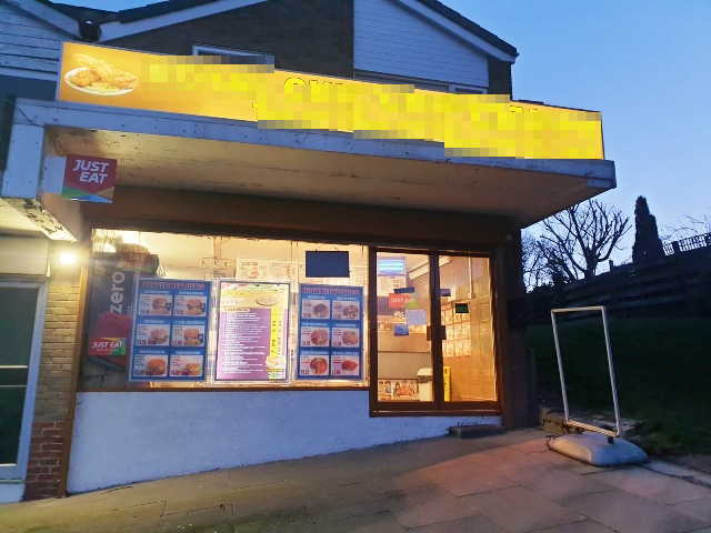 Fish, Kebab & Pizza Shop in Nottinghamshire For Sale