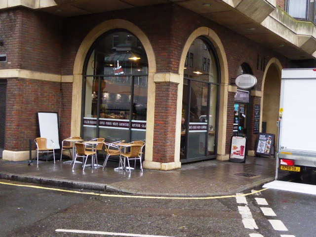 Cafe & Sandwich Bar in South London For Sale