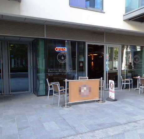 Attractive Licensed Coffee Shop in Surrey For Sale