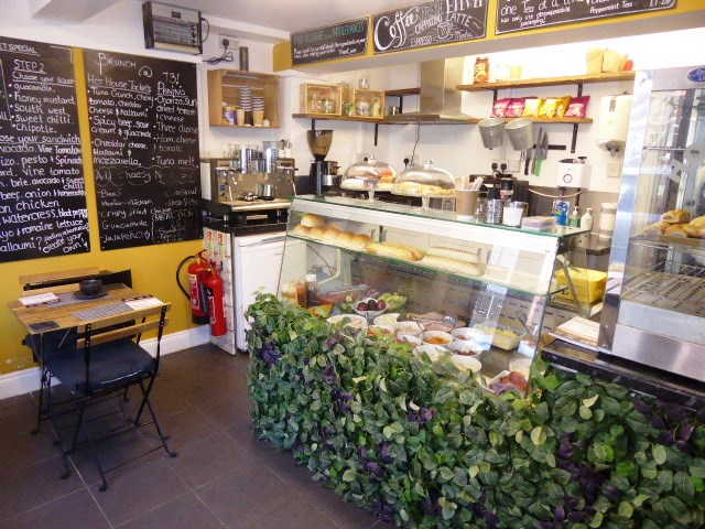 Attractive Coffee Shop in Kent For Sale for Sale