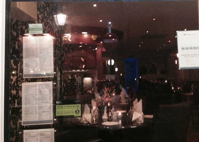 Attractive Indian Restaurant in Brighton For Sale
