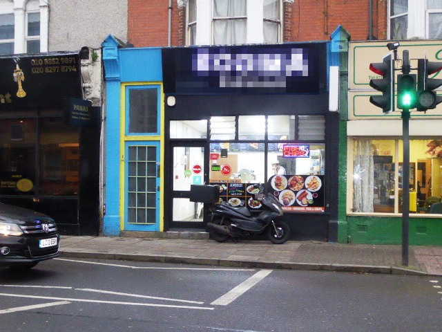 Fast Food Takeaway in South London For Sale