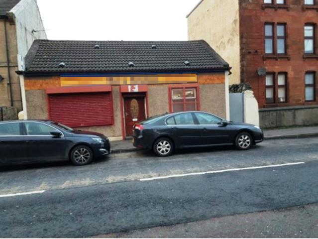 Double Fronted Chinese Takeaway in Scotland For Sale