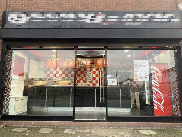 Fish & Chip Shop with Kebabs in Warwickshire For Sale