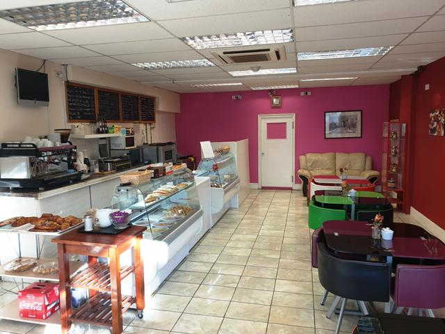 Sandwich Bar in Kingston Upon Thames For Sale