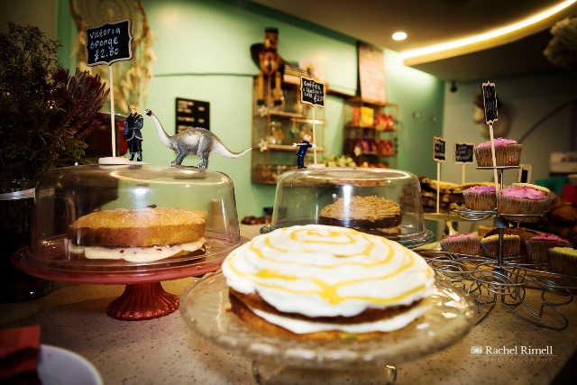 Attractive Coffee Shop & Childrens Party Venue in South London For Sale