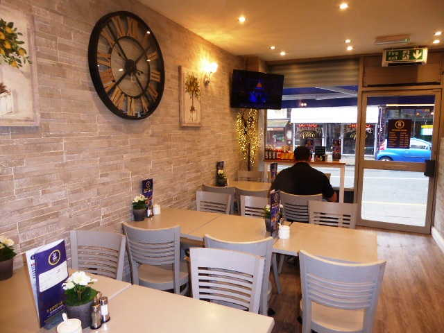 Buy a Cafe & Greek Kebab Shop in Surrey For Sale