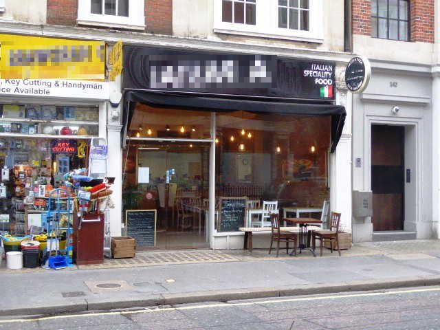 Well Fitted Pizza & Pasta Restaurant in West London For Sale