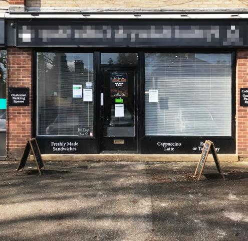 Attractive Coffee Shop & Bakery in Surrey For Sale