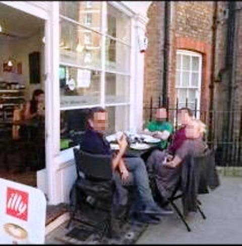 Attractive Cafe in South London For Sale