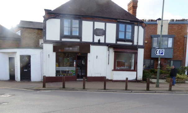 Attractive Well Fitted Coffee Shop in Surrey For Sale