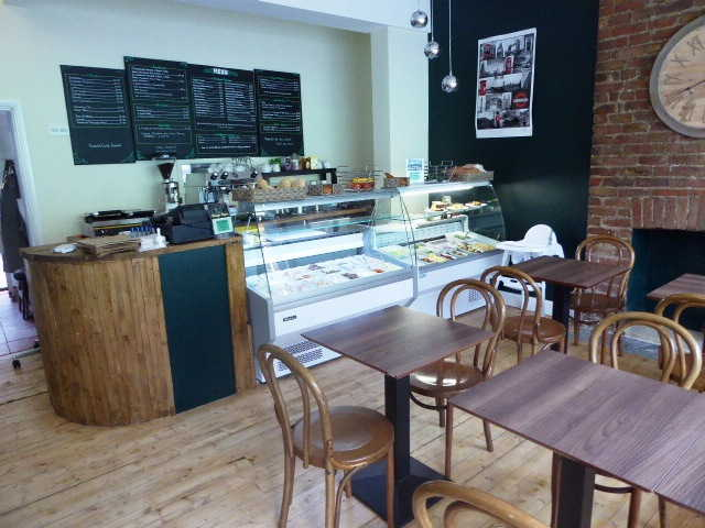 Sandwich Bar and Coffee Shop in Surrey For Sale
