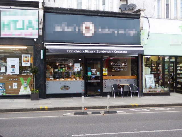 Attractive Coffee Shop & Bakery in North London For Sale