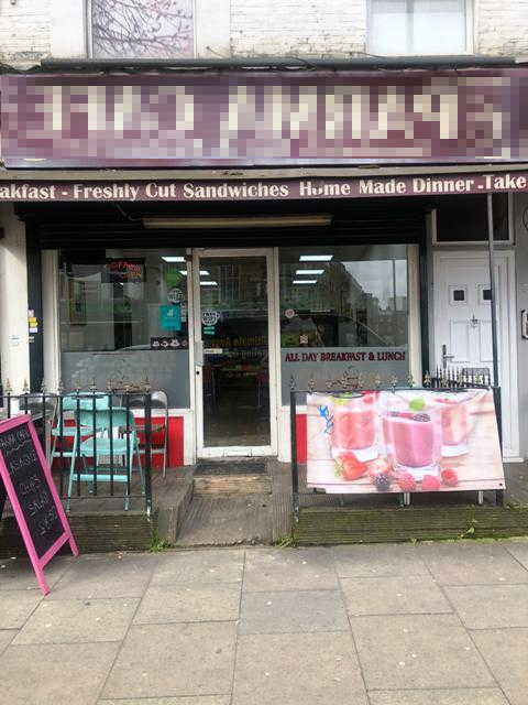 Fully Equipped Cafe in North London For Sale