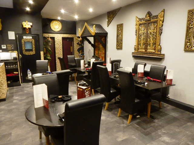 Attractive Licensed Thai Restaurant in Kent For Sale