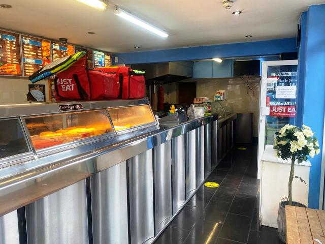Sell a Pizza Takeaway plus adjoining Kebab Shop in Northamptonshire For Sale