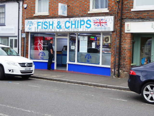 Well Established Fish & Chip Shop in Berkshire For Sale