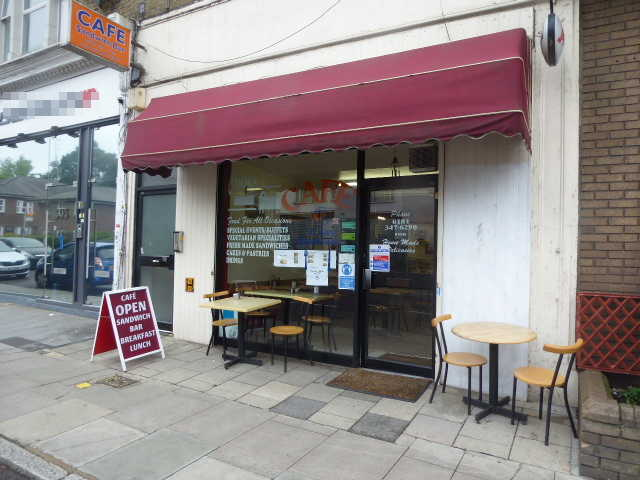 Well Established Cafe in North London For Sale
