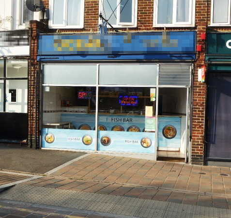 Well Established Fish & Chip Shop in Surrey For Sale