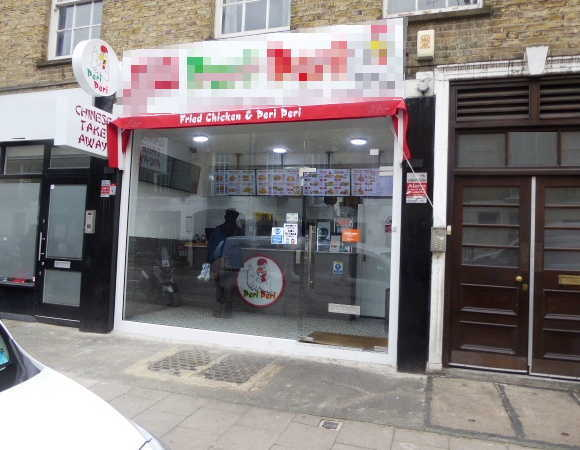 Recently Established Chicken Shop in South London For Sale