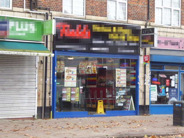 Spacious Pizza Chicken Shop in West London For Sale