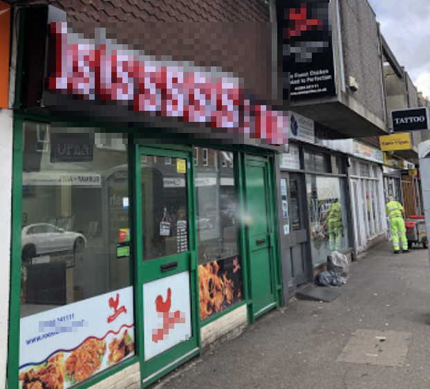 Newly Fitted Chicken Shop in Kent For Sale