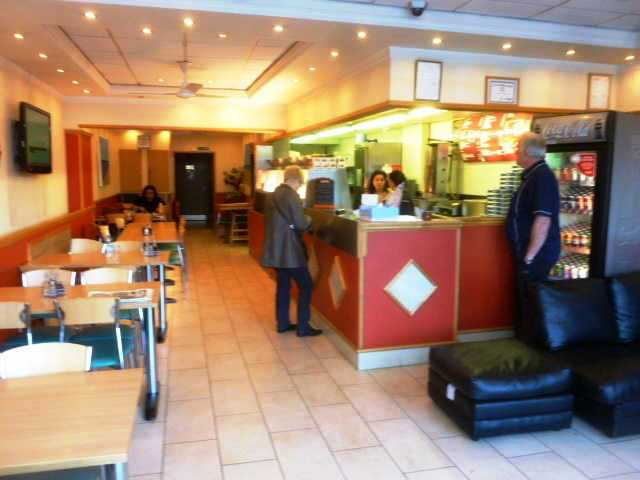 Fish & Chip Takeaway and Restaurant in Middlesex For Sale